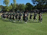 Bundanoon Highland Games 2018